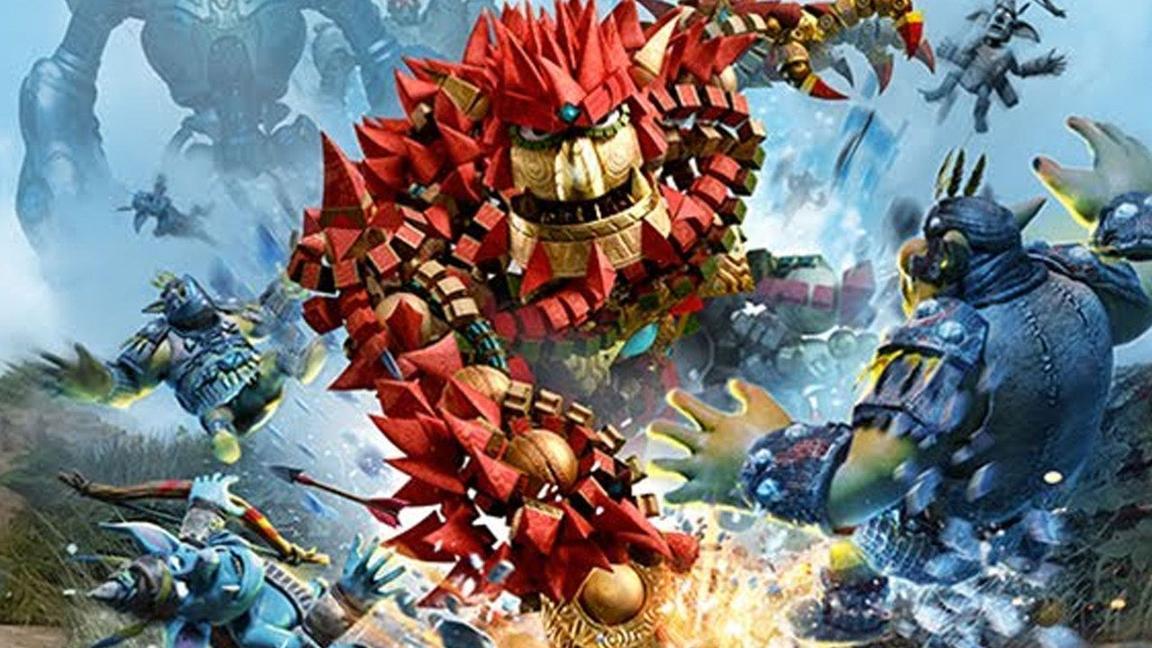 14 Minutes Of Knack 2 Coop Gameplay E3 2017 Ign Video Playstation Playstation Plus Ps4