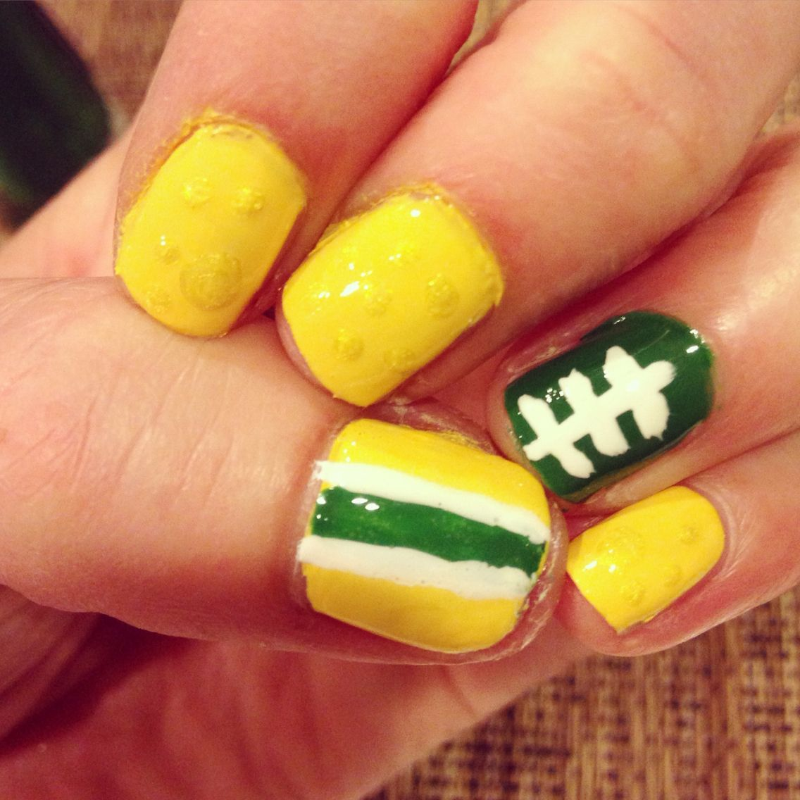 Packers nails