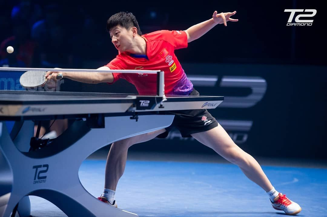 986 Likes 5 Comments T2 Diamond T2 Diamond On Instagram Ma Long Confirms His Participation For The Seamaster T2 Diamond 2019 Table Tennis Ma Long Fast5