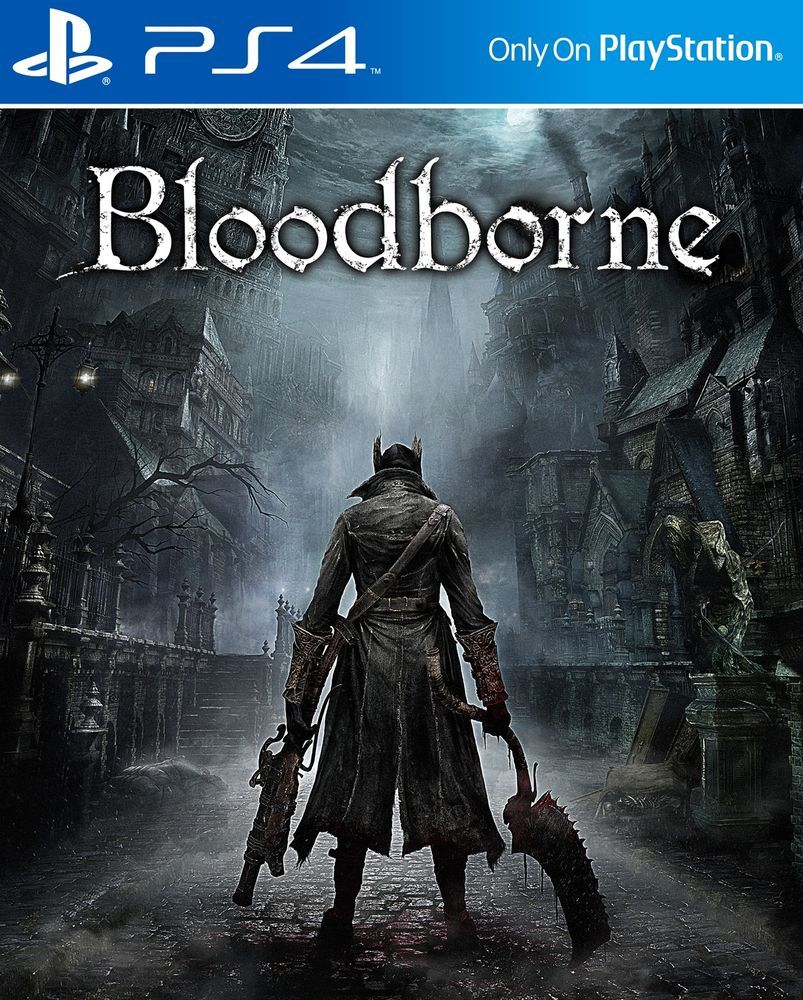 Bloodborne Ps4 Brand New Standart Edition Playstation 4 Sony Sony With Images Bloodborne Game Bloodborne Bloodborne Ps4