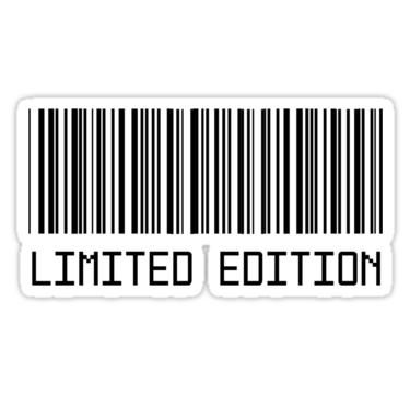 Limited Edition Barcode T-shirt from Redbubble. Saved to Stickers. #macklemore #thriftshop.