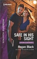 Safe in His Sight - Regan Black (HRS #1914 - Sept 2016)