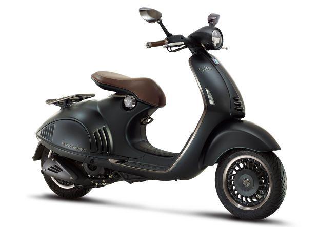 Giorgio Armani x Vespa Limited Edition Scooter