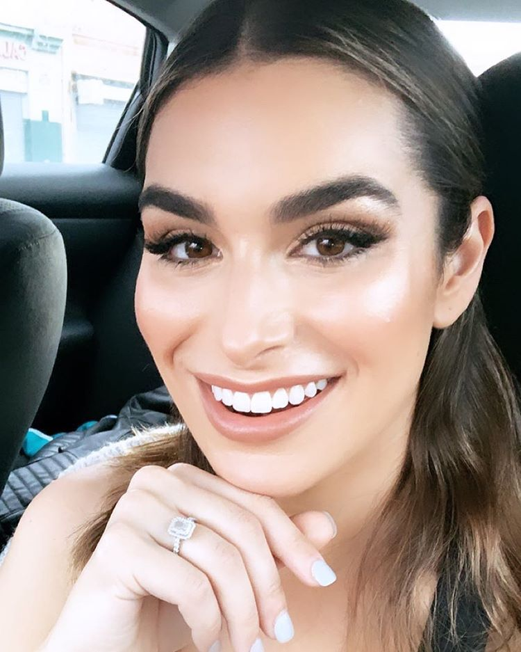 Wedding Makeup Trial What Do You Guys Think Makeup Trial Ashley Iaconetti Wedding Makeup