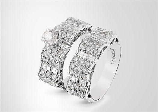 أكبر مجموعة صور لخواتم الالماس للزفاف من لازوردى 2015 2016 Rings For Men Wedding Rings Engagement
