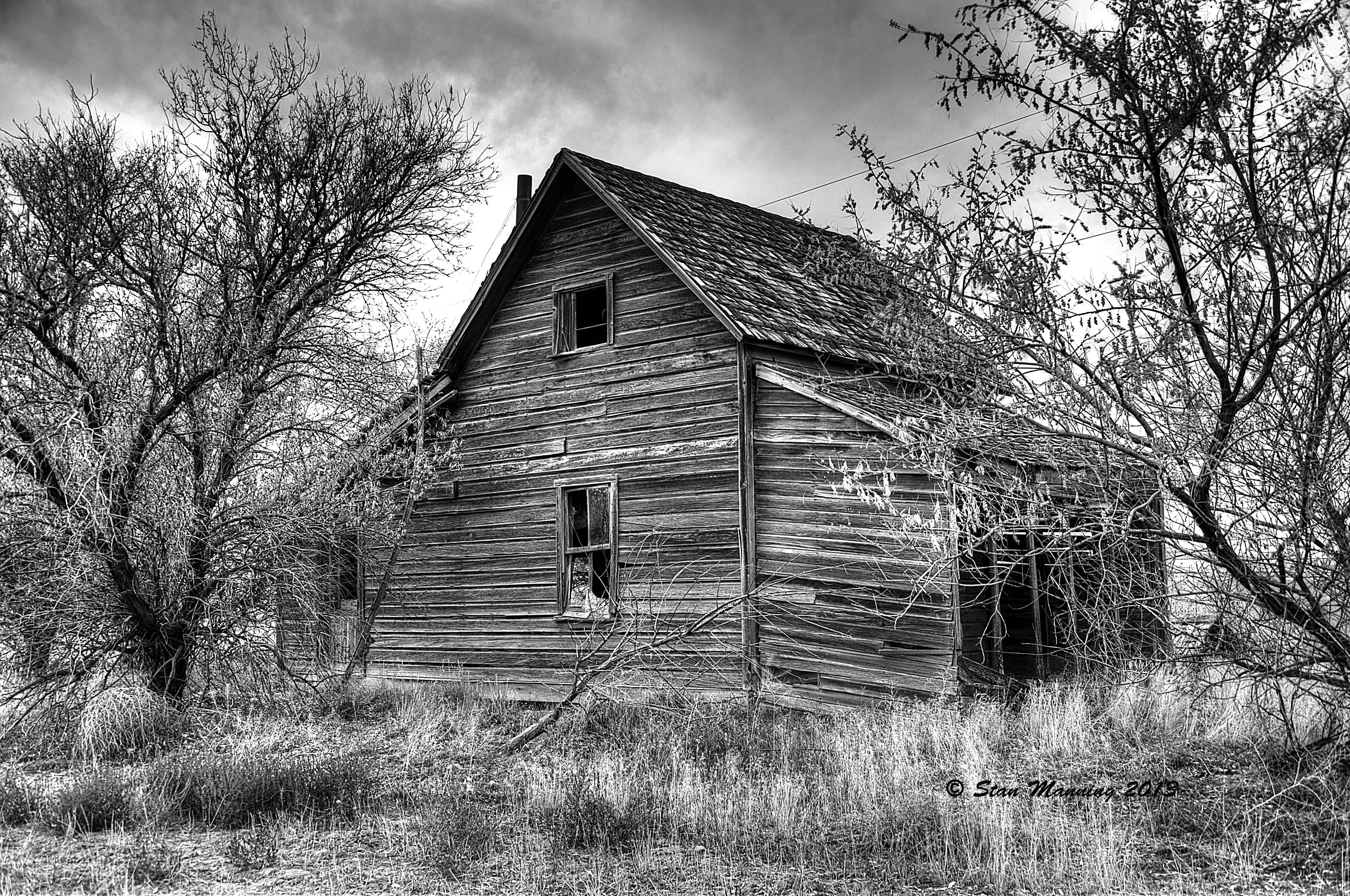 Same location. Near Pocatello Valley Rd. © Stan Manning