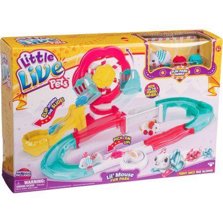 Toys With Images Little Live Pets Pet Mice Pets