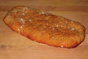 Homemade Focaccia Bread - my favorite bread!