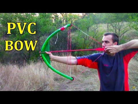 how to make a survival bow