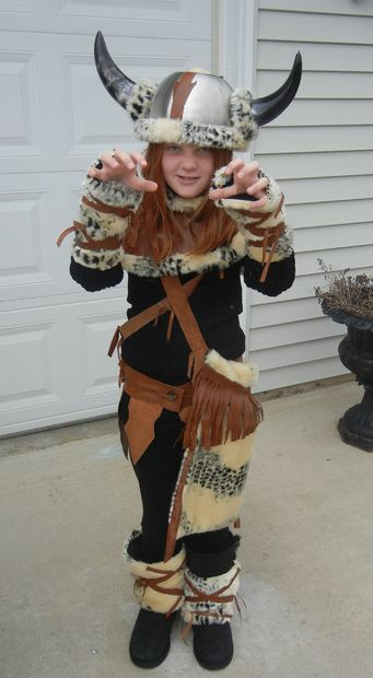 Easy viking costume no sewing involved viking costume costumes easy viking costume no sewing involved solutioingenieria Gallery