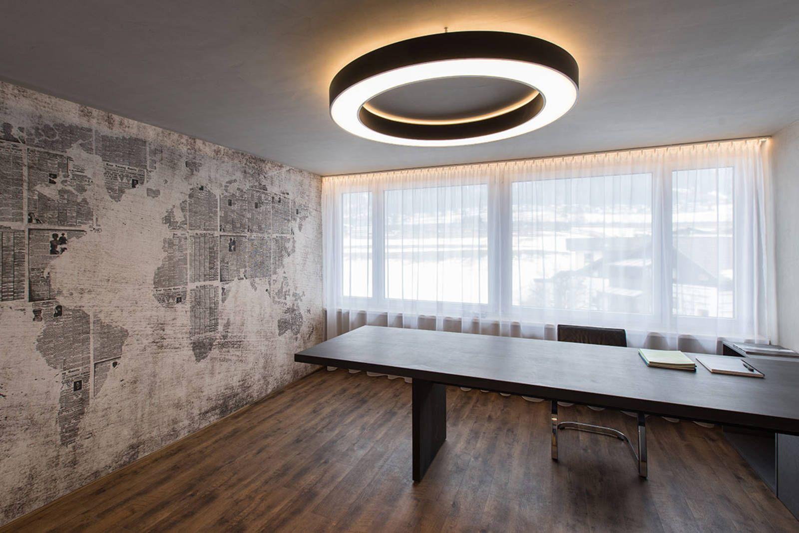 Lewori Runde Deckenleuchte Ringleuchte Designleuche Arbeitsplatz Led Lewori Round Ceiling Lighting Ring Lighting Design Light Moderne Deckenleuchten Design Und Deckenleuchten