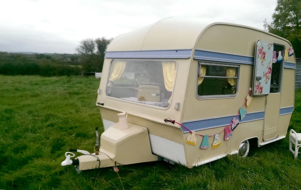Vintage Classic Retro 10 Thomson Glen 2 Ready To Go Vintage Caravans Cute Vans Retro