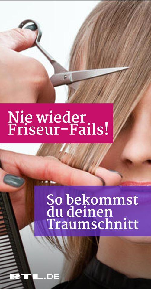 So bekommen Sie beim Friseur, was Sie möchten | Friseur ...