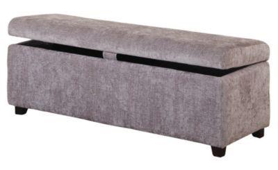 Magnificent Nspire Monaco Storage Ottoman Grey Sears Sears Beatyapartments Chair Design Images Beatyapartmentscom