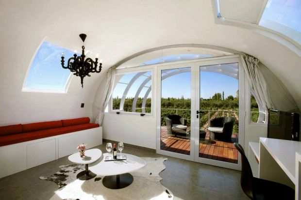 Entre Cielos Hotel Is A Small Luxury Wine Resort In Vistalba Mendoza Argentina This Vineyard The Best Place To Discover Real