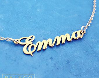 Customize name necklace 15 fonts style to choose customize your customize name necklace 15 fonts style to choose customize your name necklace any aloadofball Gallery