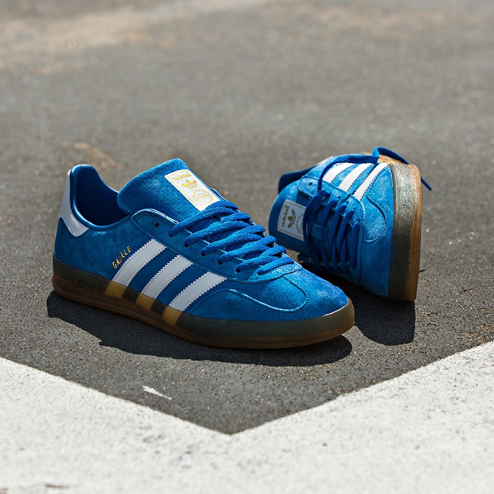 new style 3b8b8 63513 A Terrace casual favourite, the adidas Originals Gazelle Indoor Trainer  available online  in store.