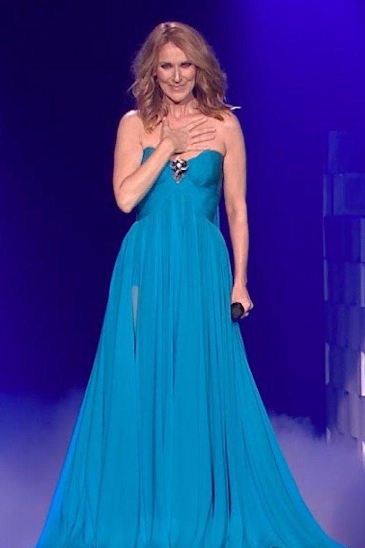 Dorable Vestido De Novia Celine Dion Imágenes - Vestido de Novia ...