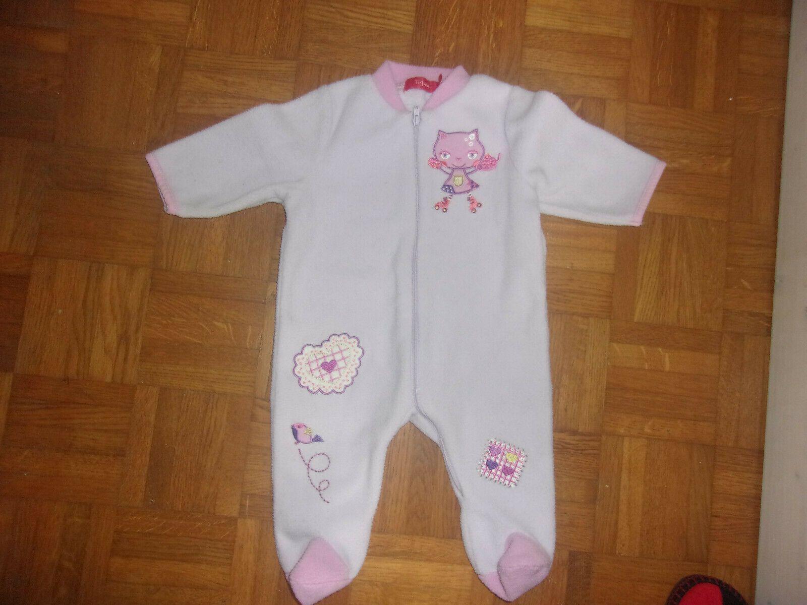fructueux retraiter operation surpyjama polaire bebe fille