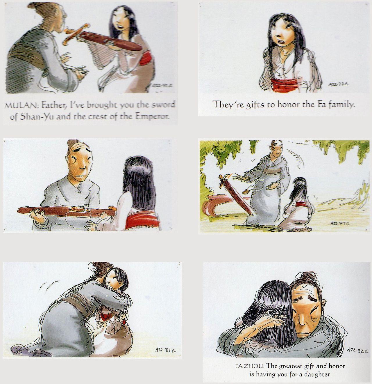 Mulan [Walt Disney - 1998] - Page 6 485744409ac587e4b71806696877b9a6