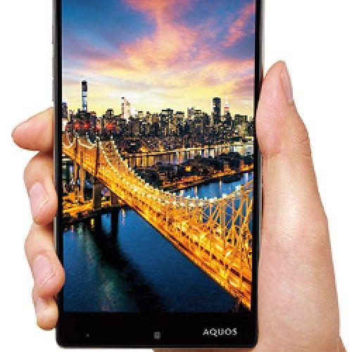 Sharp Aquos Xx – The bezeless phone #backcountrynavigator