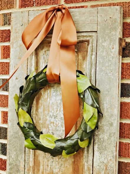 Craft a Holiday-Spanning Wreath