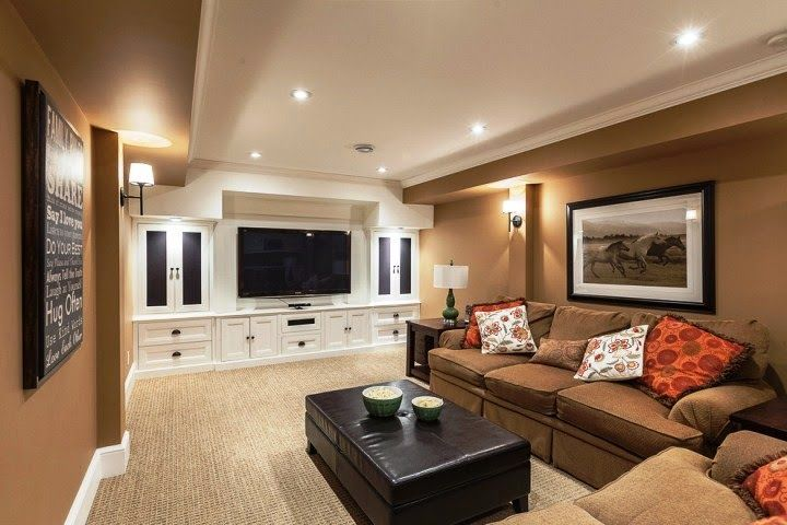 Genial 15 Awesome Basement Rec Room Paint Ideas