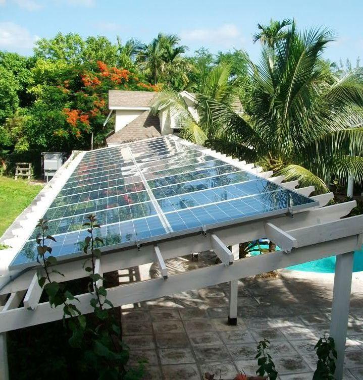 Backyard Solar Panels how to freecycle and repurpose tutorials   solar panel kits, solar