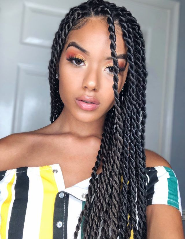 Amazing Box Braid Hairstyles You Should Rock This Season