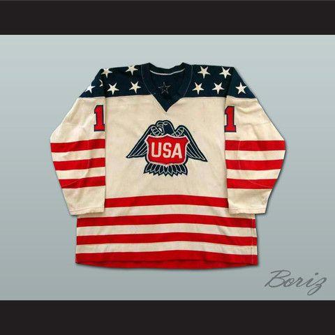 Borizcustom Welcome Usa Hockey Jersey Hockey Sweater Usa Hockey