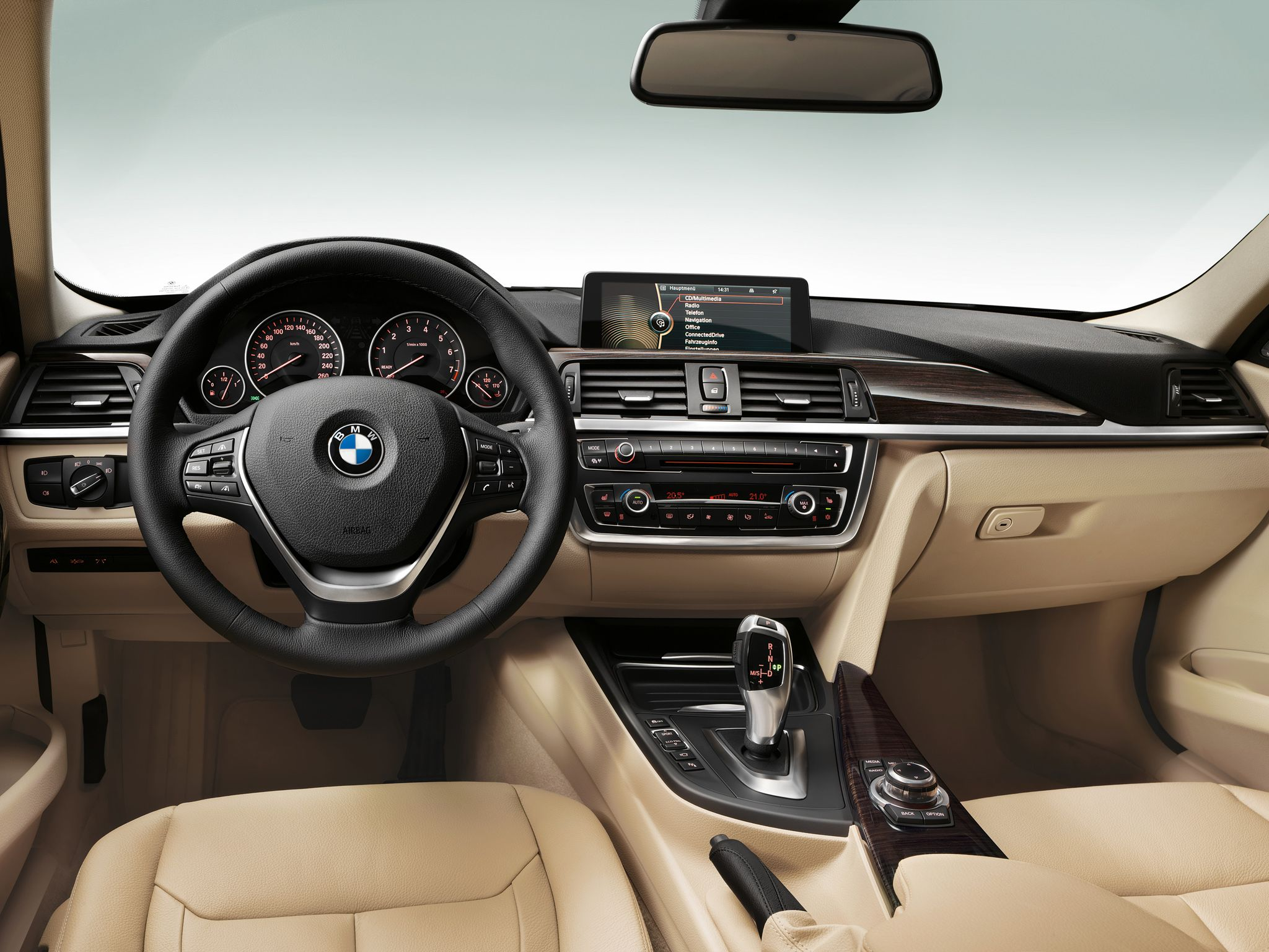 F30 Bmw 3 Series Luxury Line Dashboard A Vast Improvement Over The