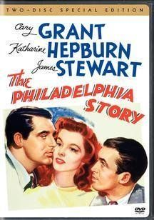 The Philadelphia Story: This is my favorite film.