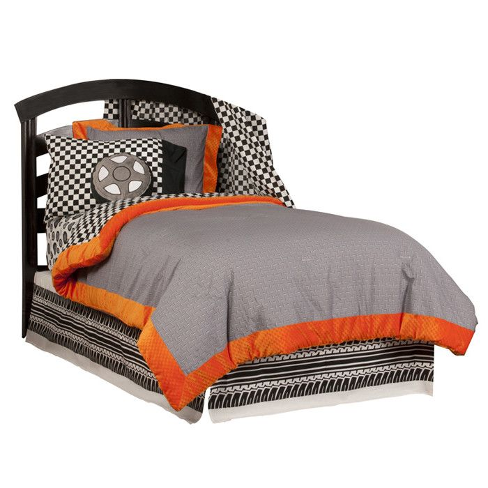 One Grace Place Teyo's Tires Comforter Collection & Reviews | Wayfair