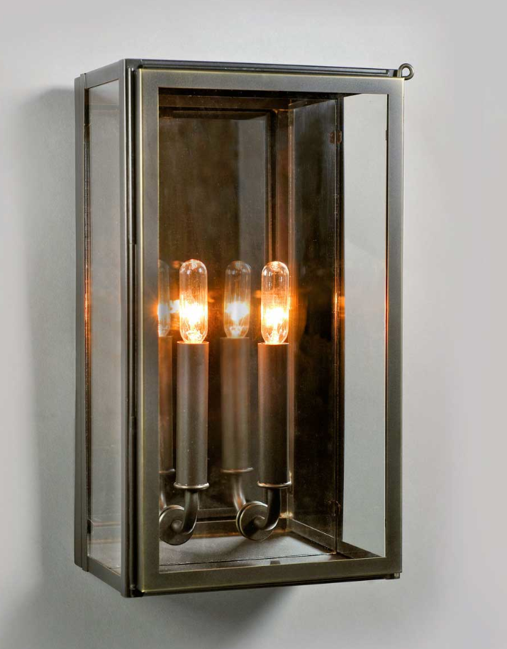 Urban Electric Bronze Finish | Indoor wall sconces ...