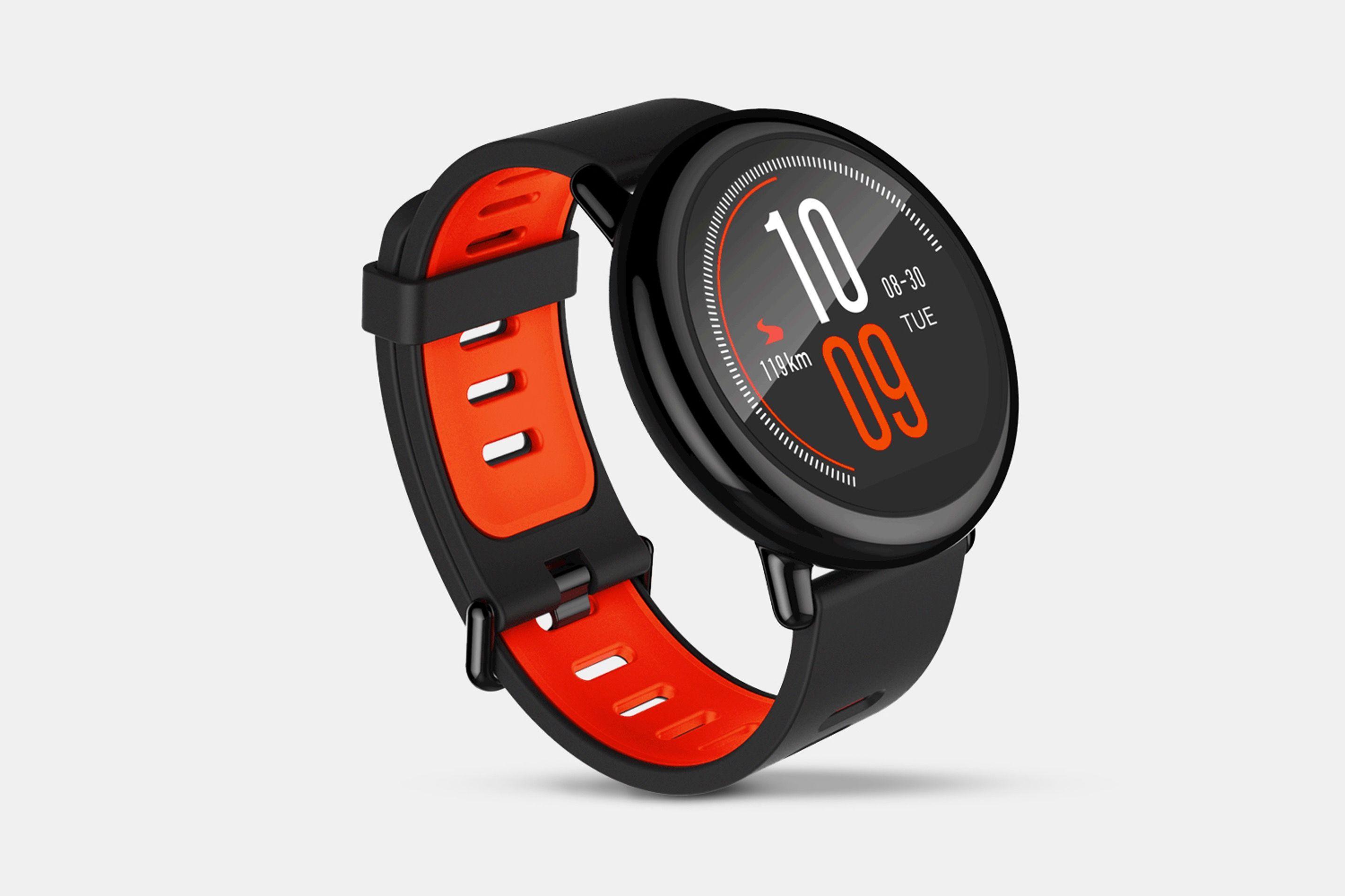Amazfit pace gps smartwatch now on massdrop for just 119 w wifi 4gb