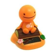 Happy Guy Solar Powered Toys Solar Gadgets Products Toys