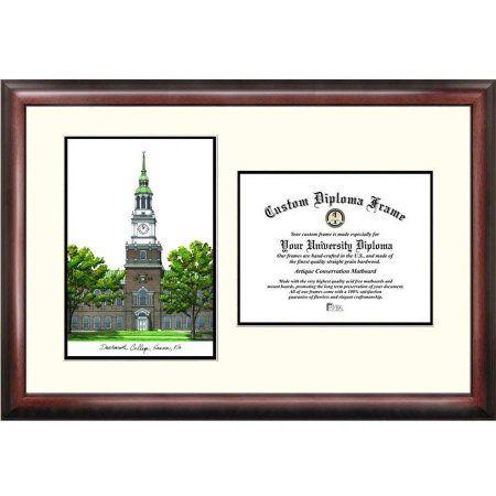 dartmouth college 12 inch x 16 inch scholar diploma frame - Diploma Frames Walmart