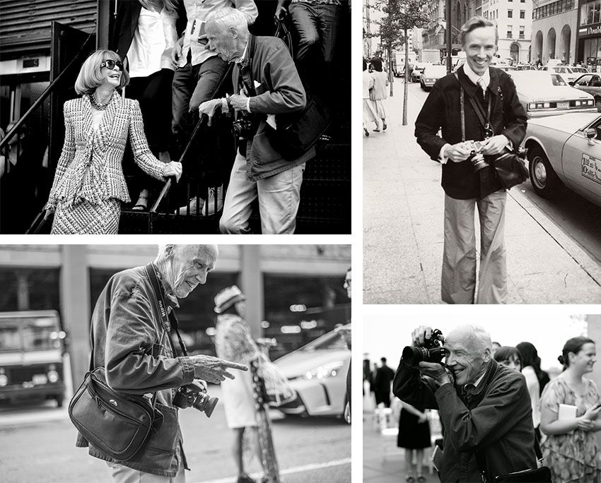 Remembering Bill Cunningham | a fashion friend