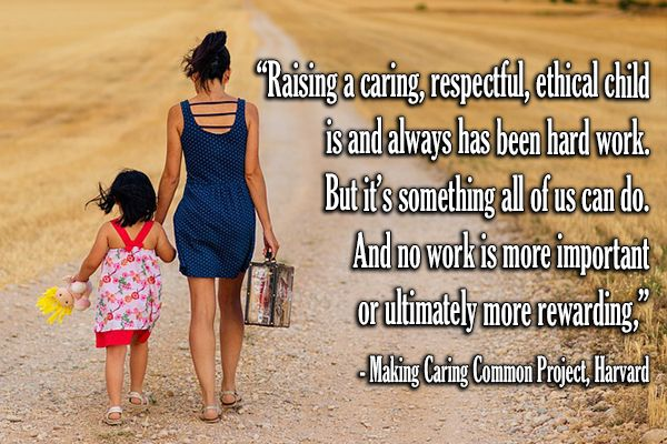 Raising Kind Children >> Raising A Child To Be Kind 7 Ways To Impact Your Child And Prepare
