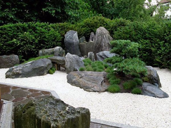 Japanese inspired gardens is a german company that for Rocks for japanese gardens