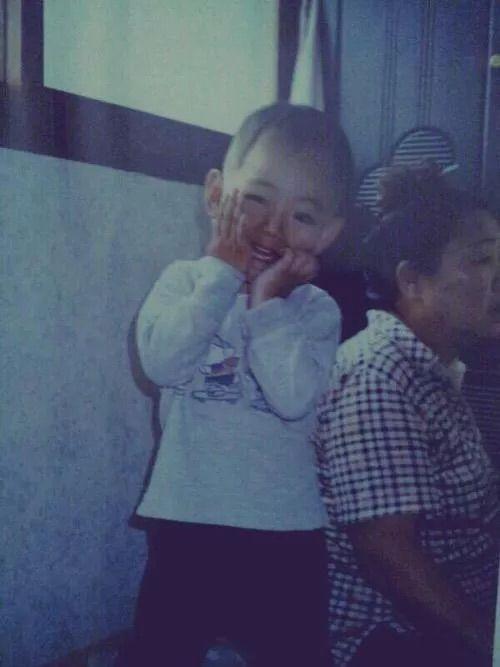 Image via We Heart It #alien #baby #v #bts #taehyung