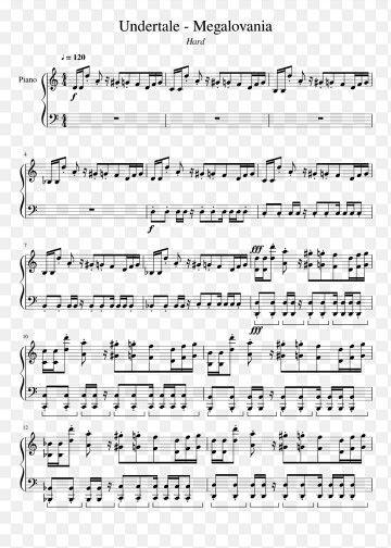 💄 Undertale megalovania piano keys | Undertale Keyboard
