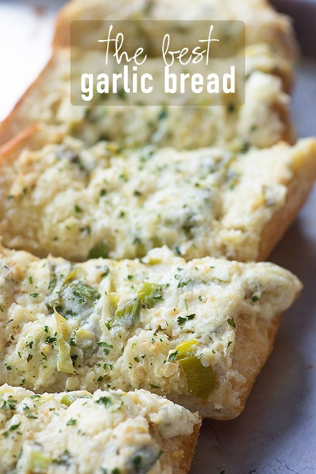 This garlic bread recipe will teach you how to make the ...