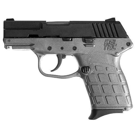 Kel-Tec PF-9 Semi Auto Handgun 9mm 3 1 Barrel 7 Rounds Gray