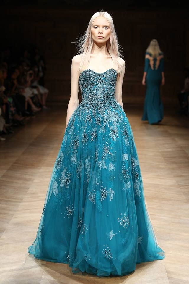 » Tony Ward Couture Fall Winter 2014/2015 Collection