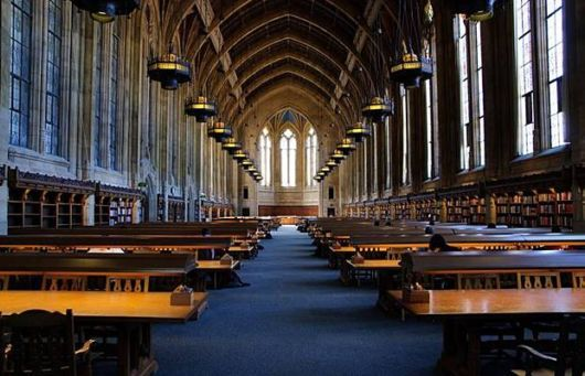 Thomas Fisher Rare Book Library at University of Toronto - Toronto, Canada