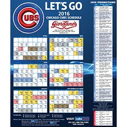 fea22182c1c367 Cubs Magnet Schedule. Cubs Magnet Schedule Cubs Promotional Tickets ...