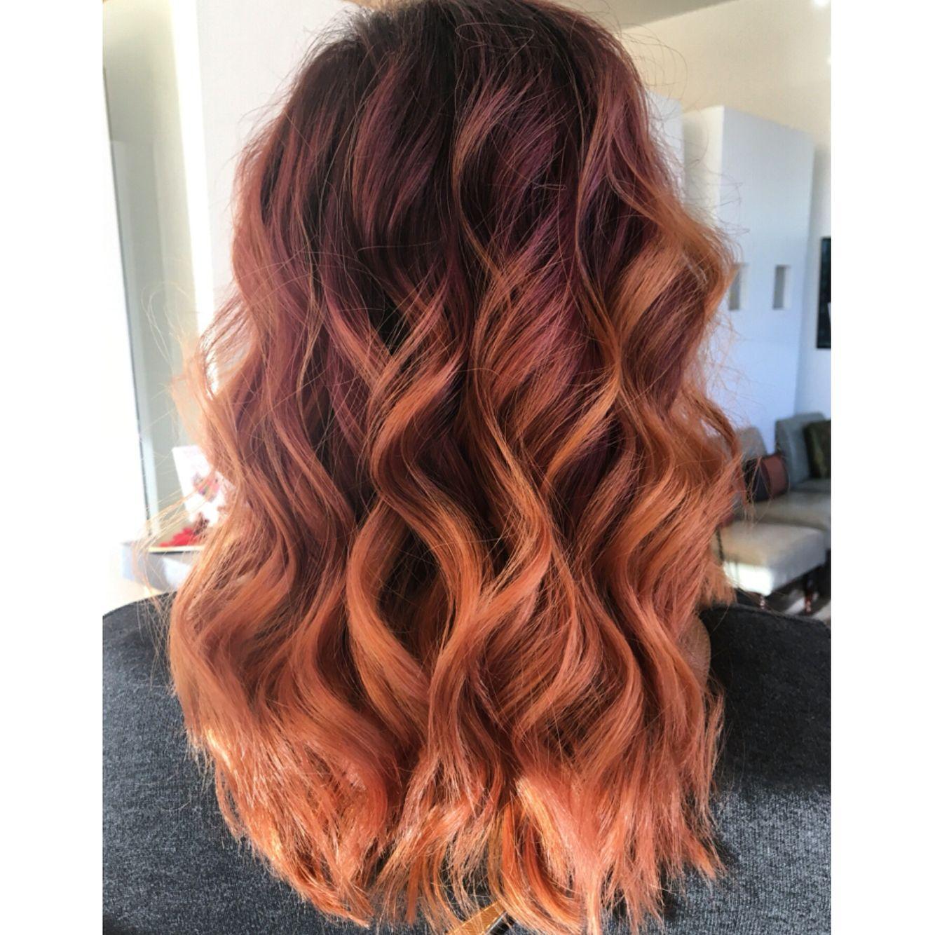 This Hair Pinterest Cabello Pelo rizado and Pelo rojo