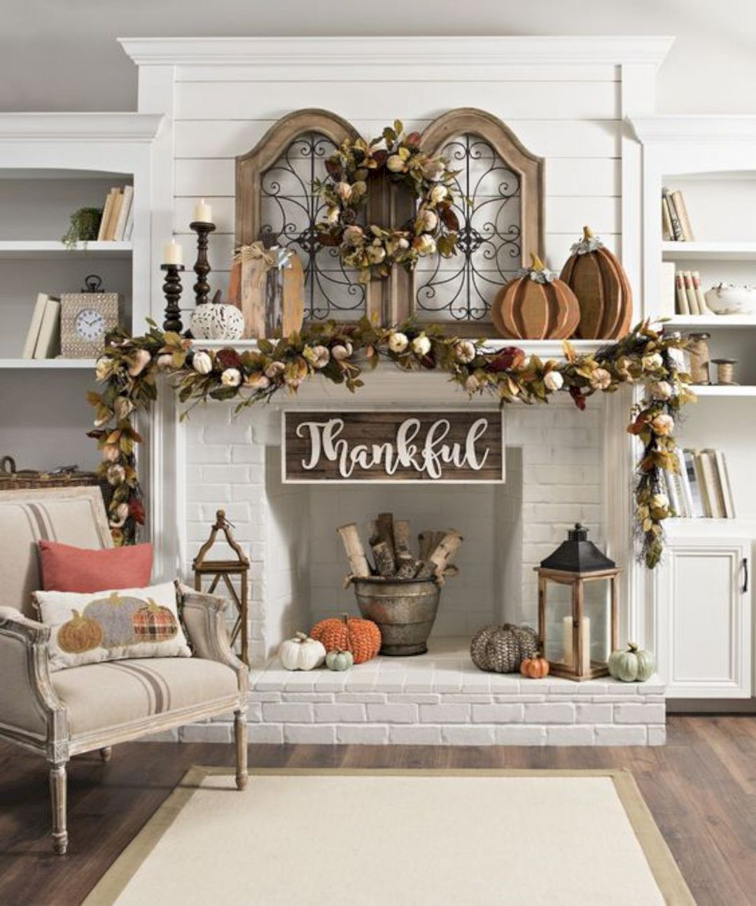 15 Awe-Inspiring Fall Decorating Ideas #fallmantledecor