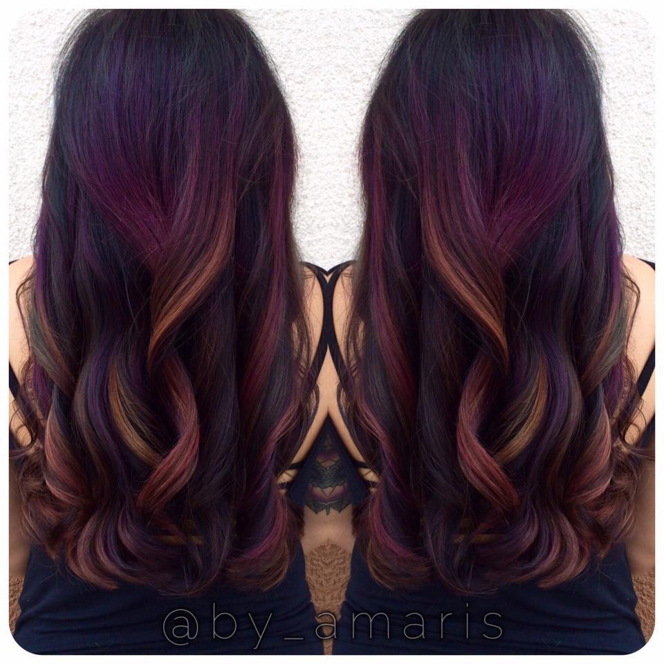 Tropical Sunset News Hair Pinterest Hair Hair Color and